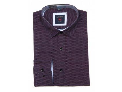 pánská košile s puntíkem ts103 (7)