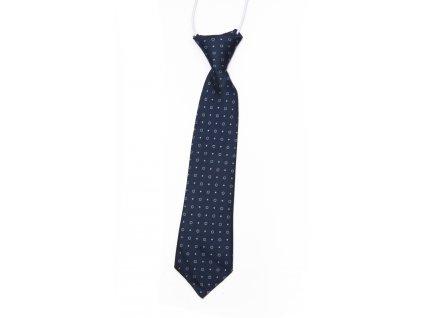dětská kravata se vzorem na gumičku (16)