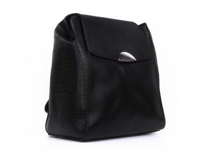 elegantní módní batoh s hadím potiskem 4872bb (18)