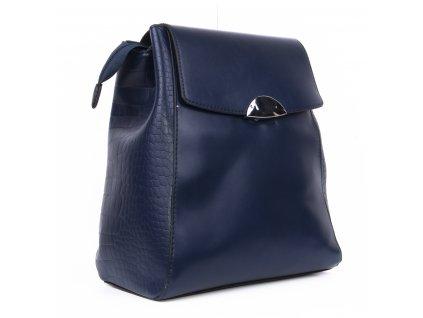elegantní módní batoh s hadím potiskem 4872bb (17)