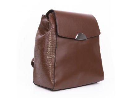elegantní módní batoh s hadím potiskem 4872bb (14)