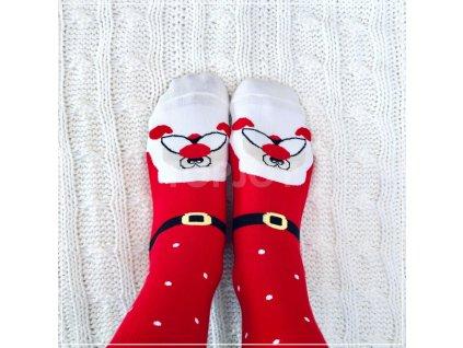 vánoční ponožky topjoy (1)