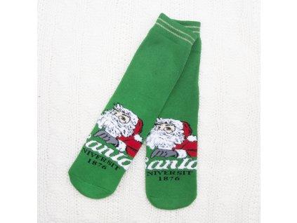 dámské vánoční termo ponožky snv6723 (3)
