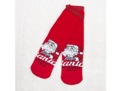 dámské vánoční termo ponožky snv6723 (5)