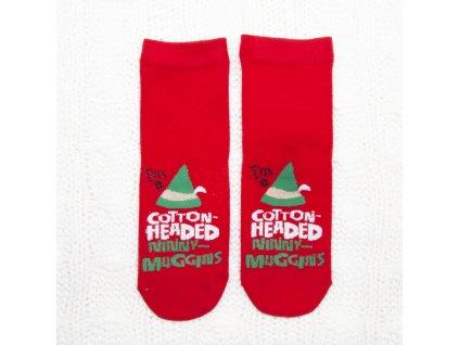 dětské vánoční ponožky sgp6662 (3)