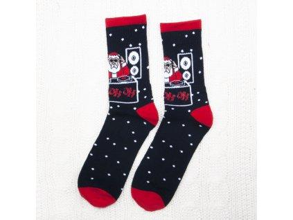 pánské vánoční termo ponožky fsv6730 (3)