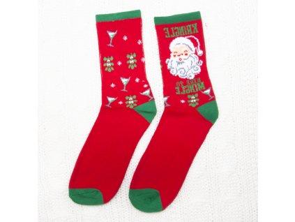 pánské vánoční termo ponožky fsv6730 (4)