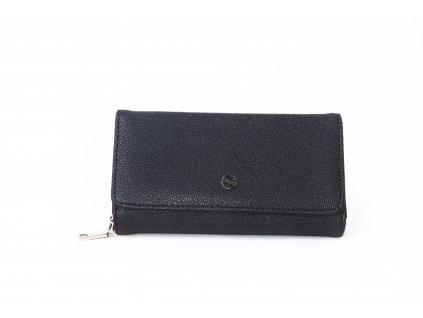 Dámská peněženka ABBIE black FLO9399