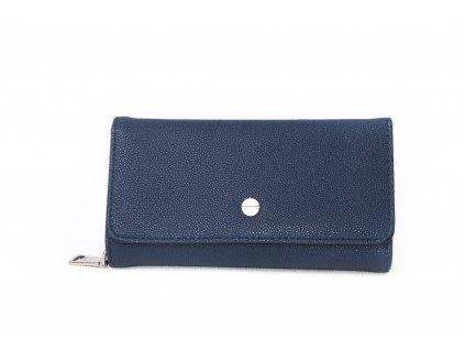 Dámská peněženka FLO9399 tmavě modrá