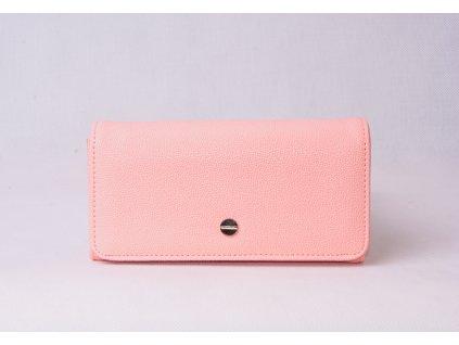 Dámská peněženka ABBIE pink FLO9399