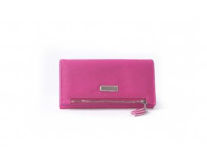 Dámská peněženka FLO9402 fuxiová