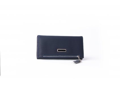 Dámská peněženka FLO9402 tmavě modrá