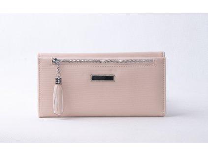 Dámská peněženka ALEX dark pink FLO9402