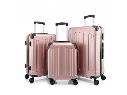 Bontour Vertical Bőrönd Collecion Rose Gold 2