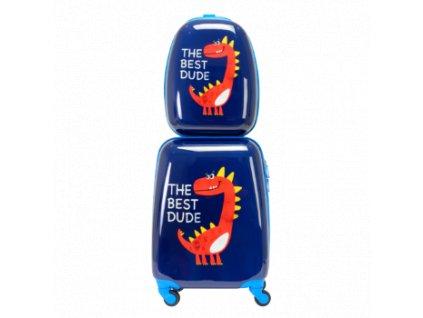 Gyerek Bőrönd Dino (10)