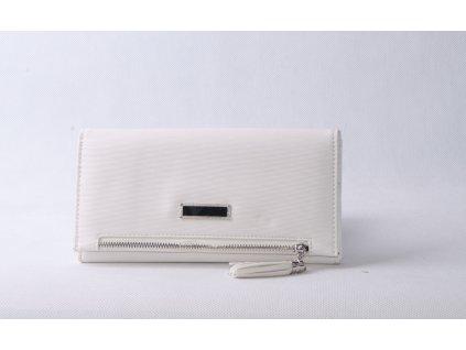 Dámská peněženka FLO9402 bílá