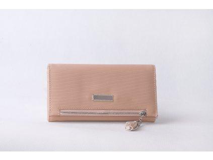 Dámská peněženka ALEX apricot FLO9402