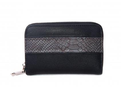 Dámská peněženka FLO9406 černá