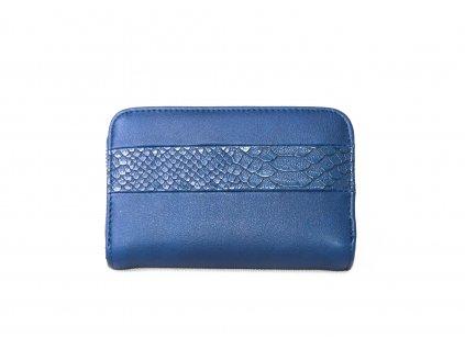 Dámská peněženka FLO9406 tmavě modrá