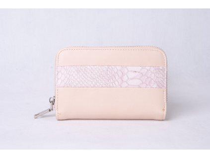 Dámská peněženka FLO9406 růžová