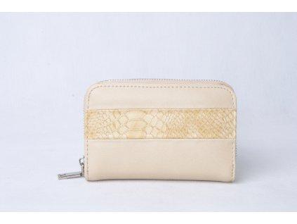 Dámská peněženka FLO9406 meruňková