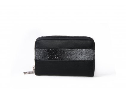 Dámská peněženka FLO9407 černá