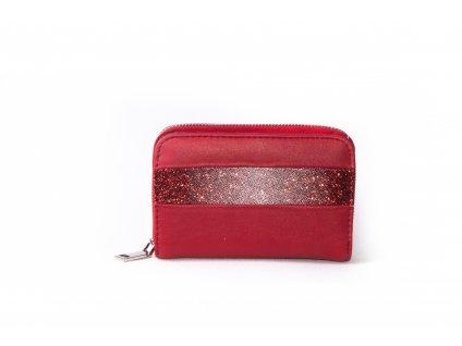 Dámská peněženka FLO9407 červená
