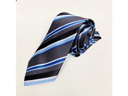 pánská kravata se vzorem (2)
