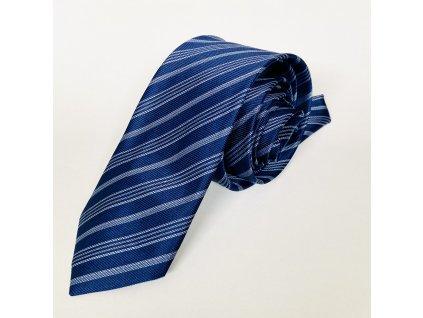pánská kravata se vzorem (4)