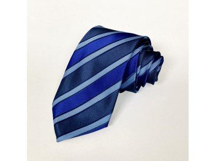 pánská kravata se vzorem (10)