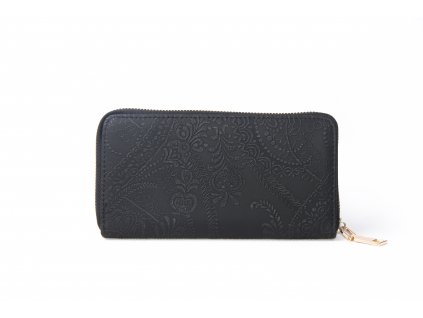 Dámská peněženka XD9824 černá