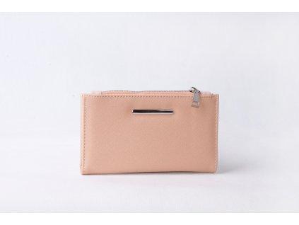 Dámská peněženka YXD9954 růžová