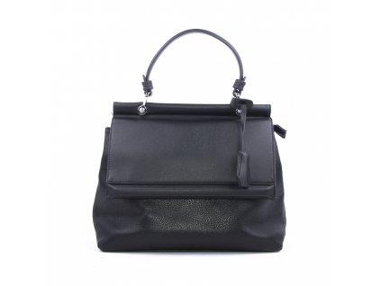 Luxusní dámská kabelka aktovka 18331 černá