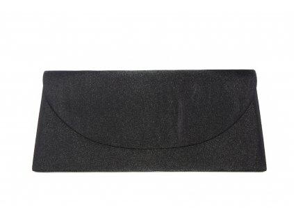 Dámské elegantní psaníčko 681-5 černé