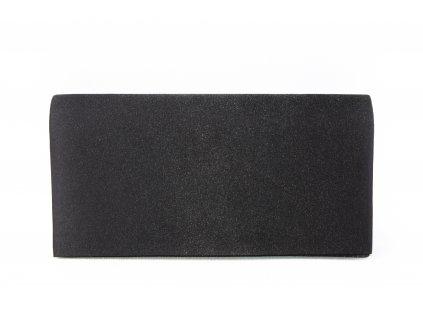 Dámské elegantní psaníčko 681-1 černé