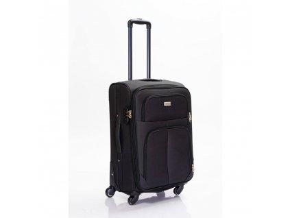 Cestovní kufr C-214 černý M