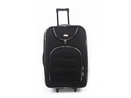 Cestovní kufr 802 černý