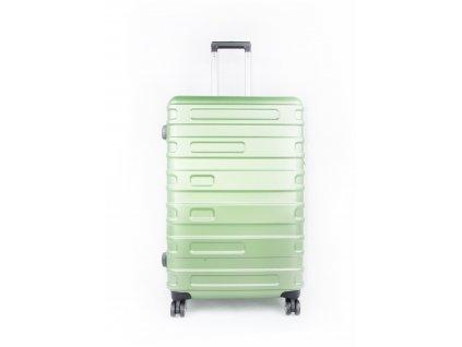 cestovní kufr skořepinový bright green (1)