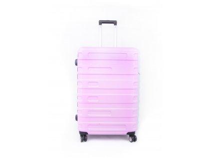 cestovní kufr skořepinový pink (2)
