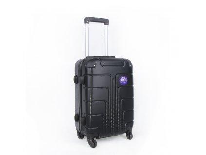 palubní kufr skořepinový černý (1)