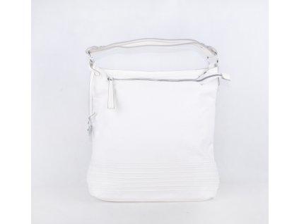 klasická bílá kabelka 3883 (1)