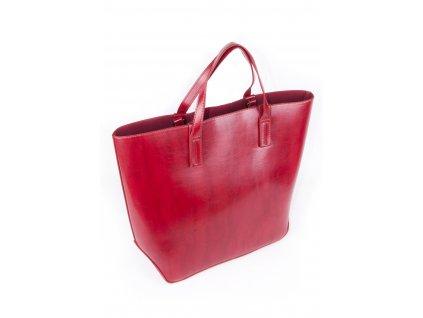 velká lakovaná kabelka do ruky na rameno 2565 (10)
