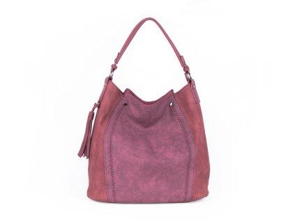 klasická dámská kabelka na rameno 3736 (7)