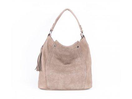 klasická dámská kabelka na rameno 3736 (20)