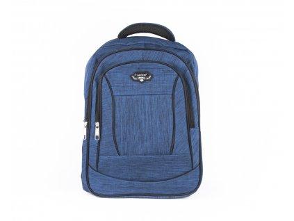 Prostorný batoh 532 tmavě modrý