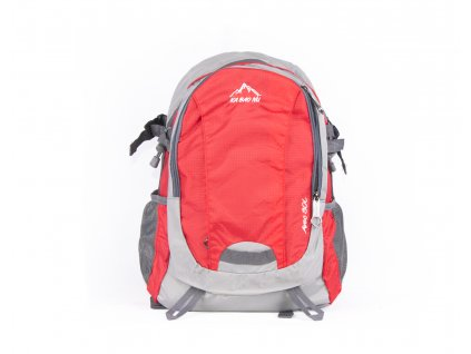 Velký cestovní batoh 099 červený
