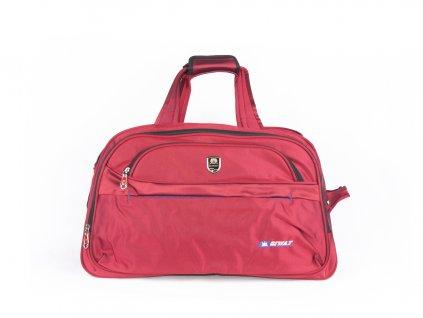 Velká cestovní taška 236-22 červená