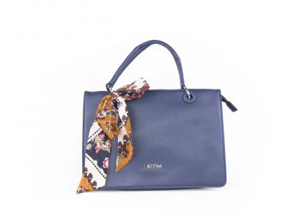 Elegantní kabelka do ruky 4854 modrá