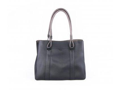 Velká kabelka na rameno 3936 černá