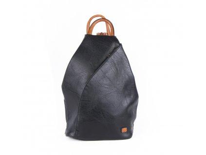 Asymetrický batoh 4218 černý